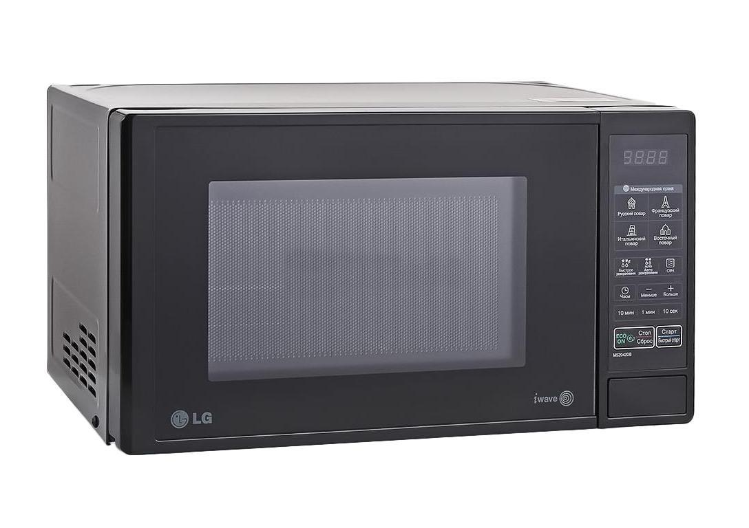 LG MS2042DB СВЧ-печь