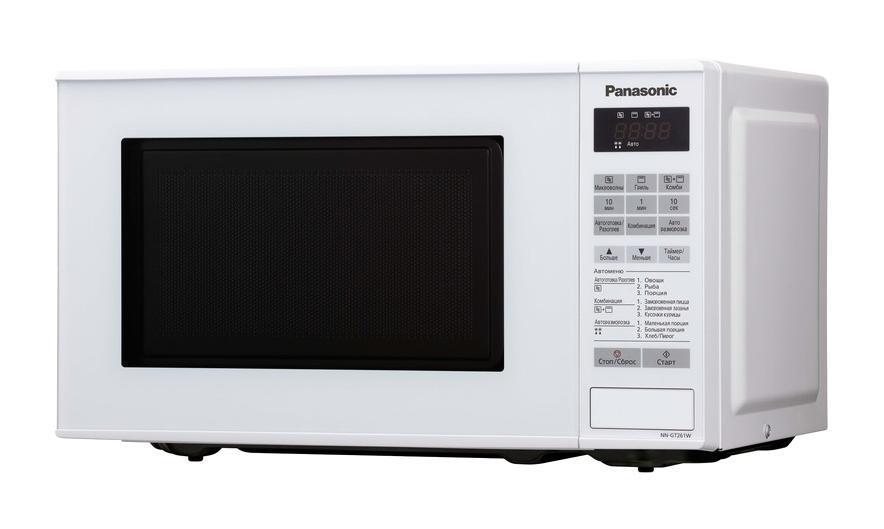 Panasonic NN-GT261WZPE микроволновая печь