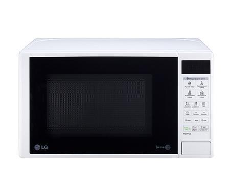 LG MS20R42D микроволновая печьMS20R42DБлагодаря технологии I-wave микроволны в печи распространяются по спирали, обеспечивая глубокое и равномерное проникновение тепла как по центру, так и по краям блюд. Особая конструкция внутренней стенки помогает волнам распространятся по всему объему камеры, что также обеспечивает более равномерное приготовление.