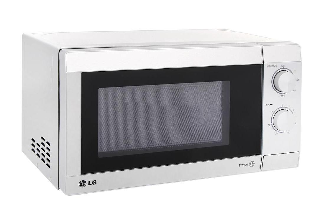 LG MS2022U СВЧ-печьMS-2022UКомпания LG разработала шесть новых программ «Русский повар», позволяющих в автоматическом режиме готовить вкусные и питательные закуски, горячие блюда, гарниры и пироги.