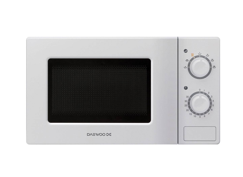 Daewoo KQG-6L77 СВЧ-печьKQG-6L77Микроволновая печь может работать в шести режимах мощности, подобрать тот, который лучше всего подойдет для конкретной работы, будет еще легче и проще. Механическое управление отличается простотой и надежностью, что наверняка оценят многие пользователи.