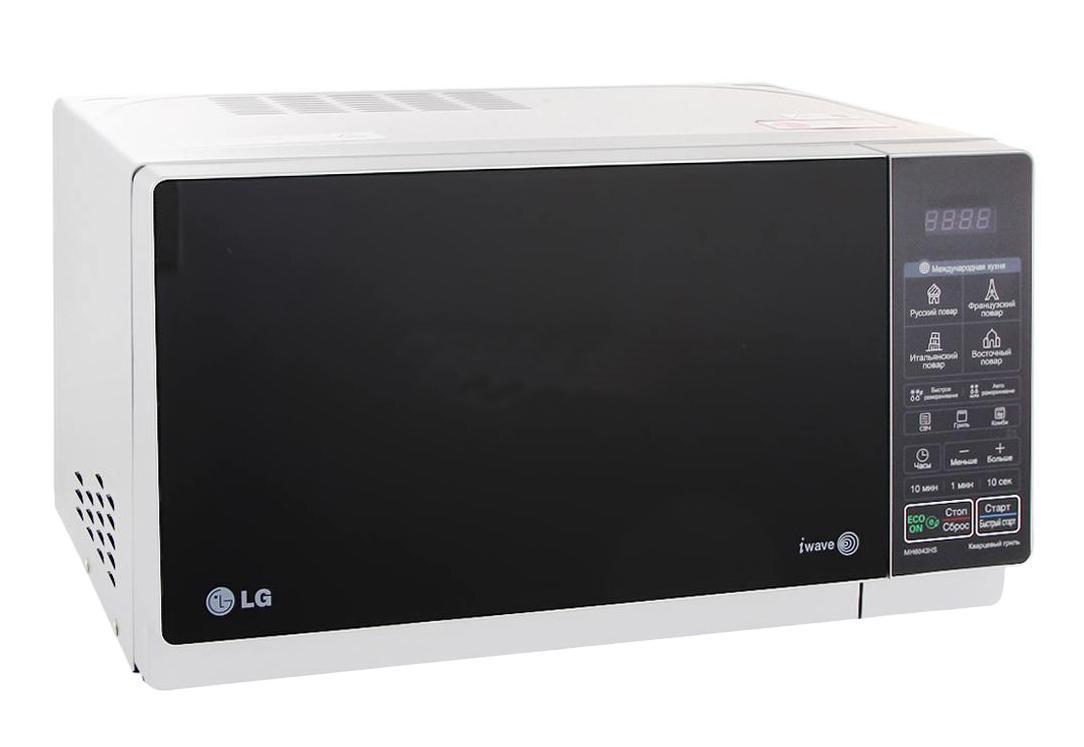 LG MH6043HS СВЧ-печь
