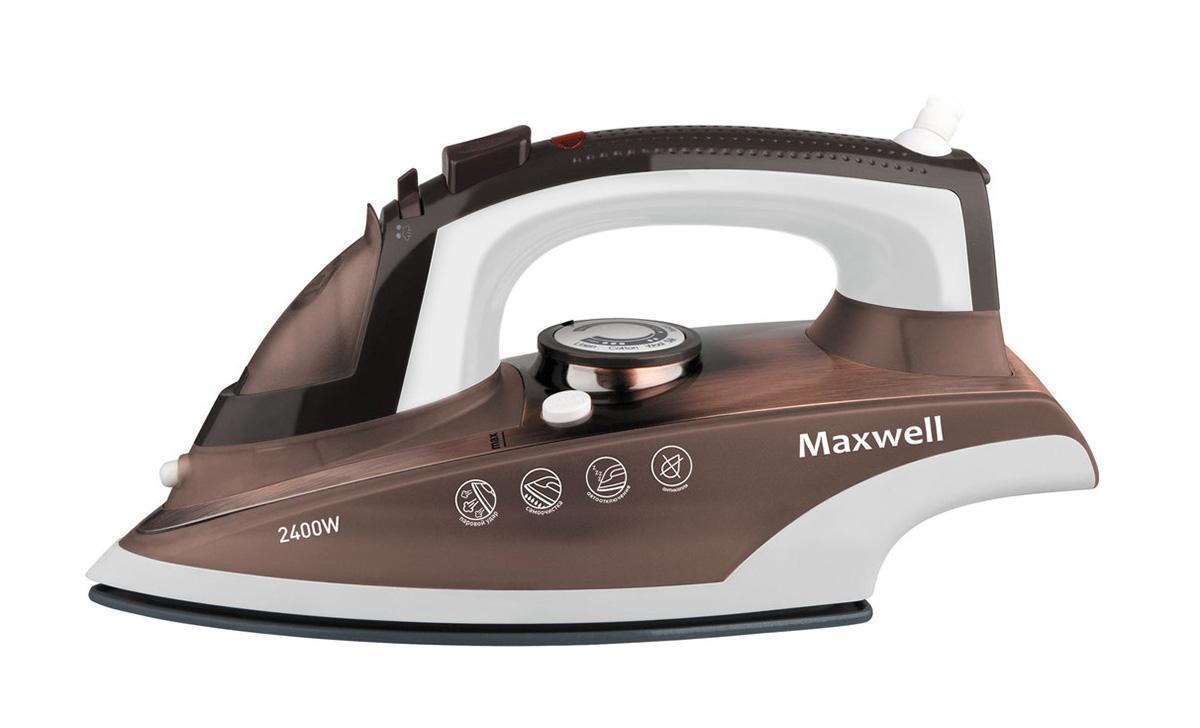 Maxwell MW-3024 ВN утюг