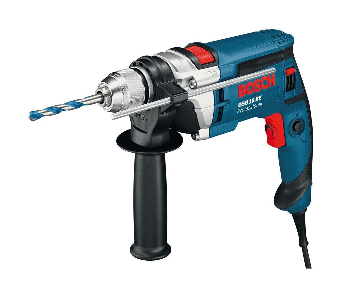 Ударная дрель Bosch GSB 16 RE060114E500