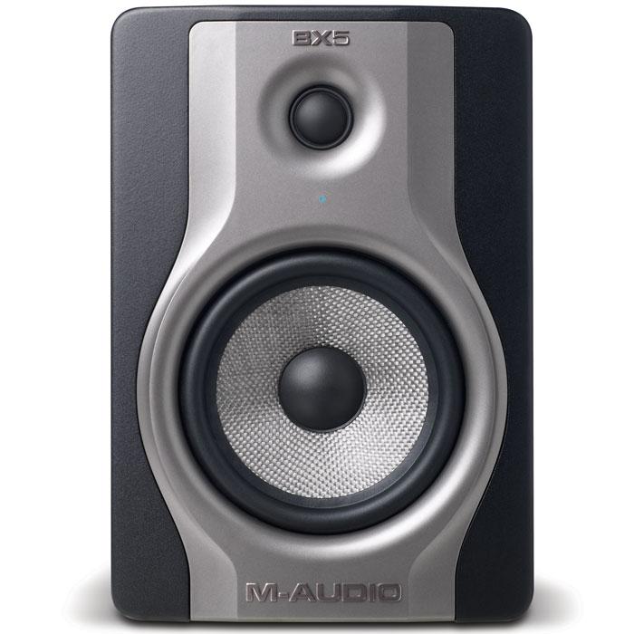 M-Audio BX5 Carbon студийная мониторная акустика (1 шт.)MCI51979
