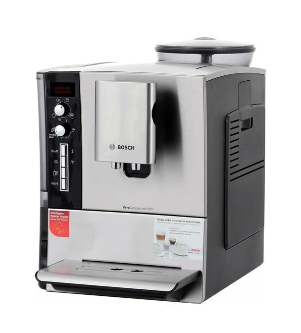 Bosch TES559M1RU VeroCappuccino кофемашина