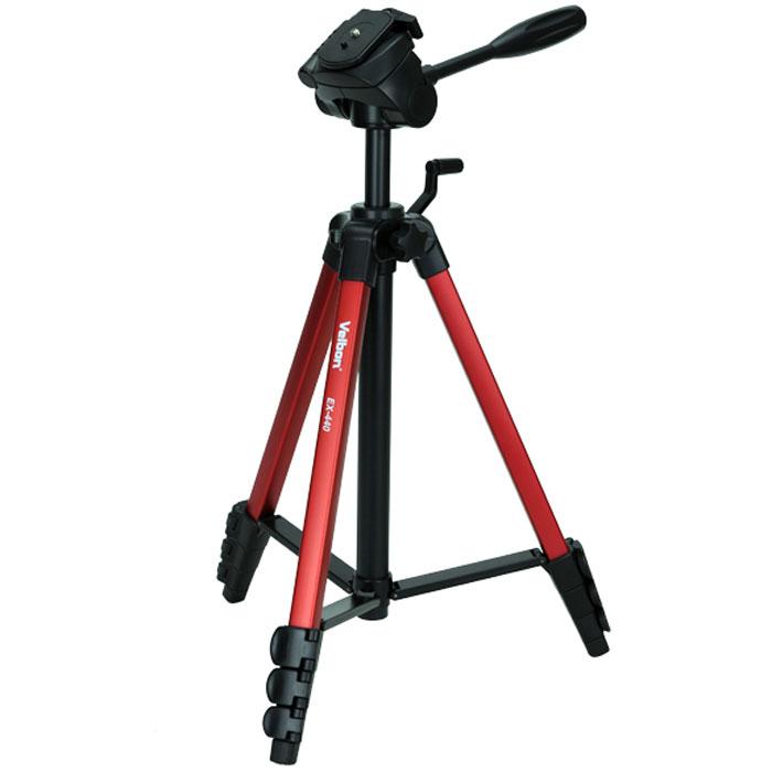 Velbon EX-440, Red штатив