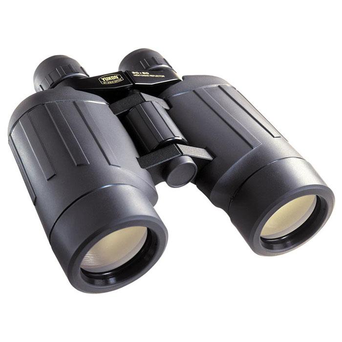 Yukon БЗ 30x50 бинокль22011Бинокль БЗ 30x50 будет отличным спутником в походе и на прогулке, при изучении животного и растительного мира, ведении поисковых работ и занятиях стрелковым спортом, наблюдениях в городских условиях и на спортивных соревнованиях. Прибор изначально предназначался для решения задачи наблюдения на больших дистанциях. Благодаря комбинации зеркально-линзовой схемы и применения в конструкции сверхлегких сплавов и пластиков нам удалось создать самый легкий прибор в классе биноклей большого увеличения.Сочетая в себе огромное увеличение с компактностью и небольшим весом, он идеально подойдет для путешествий. Линзы с многослойным покрытием гарантируют высокое светопропускание, исключительные контраст и разрешение. Едва различимые невооруженным глазом объекты становятся доступными для детального рассмотрения. Предел перефокусировки окуляра: +/-5 дптр Увеличение: 30x Поле зрения: - 1,8° Диапазон рабочих температур: от -30°С до +40°С