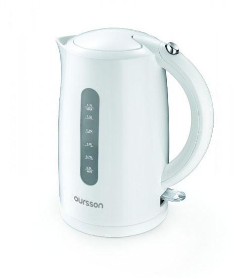 Oursson EK1710P/WH, White электрочайник