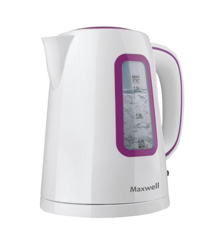 Maxwell MW-1052, Violet электрочайник