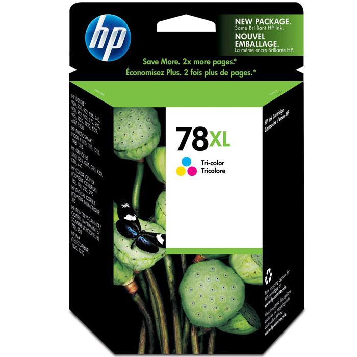 HP C6578A (78), трехцветный струйный картриджC6578AТрёхцветные струйные картриджи HP C6578A (78) всегда обеспечивают чёткие изображения и яркие цвета. Сочетание запатентованных цветных чернил НР на основе красителя и струйного картриджа каждый раз обеспечивает чёткие цветные графические изображения.Минимальное техническое обслуживание и бесперебойная печать. Спроектированный совместно с Вашим принтером, трёхцветный струйный картридж НР 78 отличается простотой установки и замены. Трёхцветный струйный картридж НР 78 создан специально для того, чтобы сэкономить Ваши деньги и время на устранение проблем с картриджем. Постоянно высокое качество печати гарантировано в течение всего цикла использования картриджа. Цвет: трёхцветный Капля чернил: 5 пл Совместимые типы чернил: на основе красителя