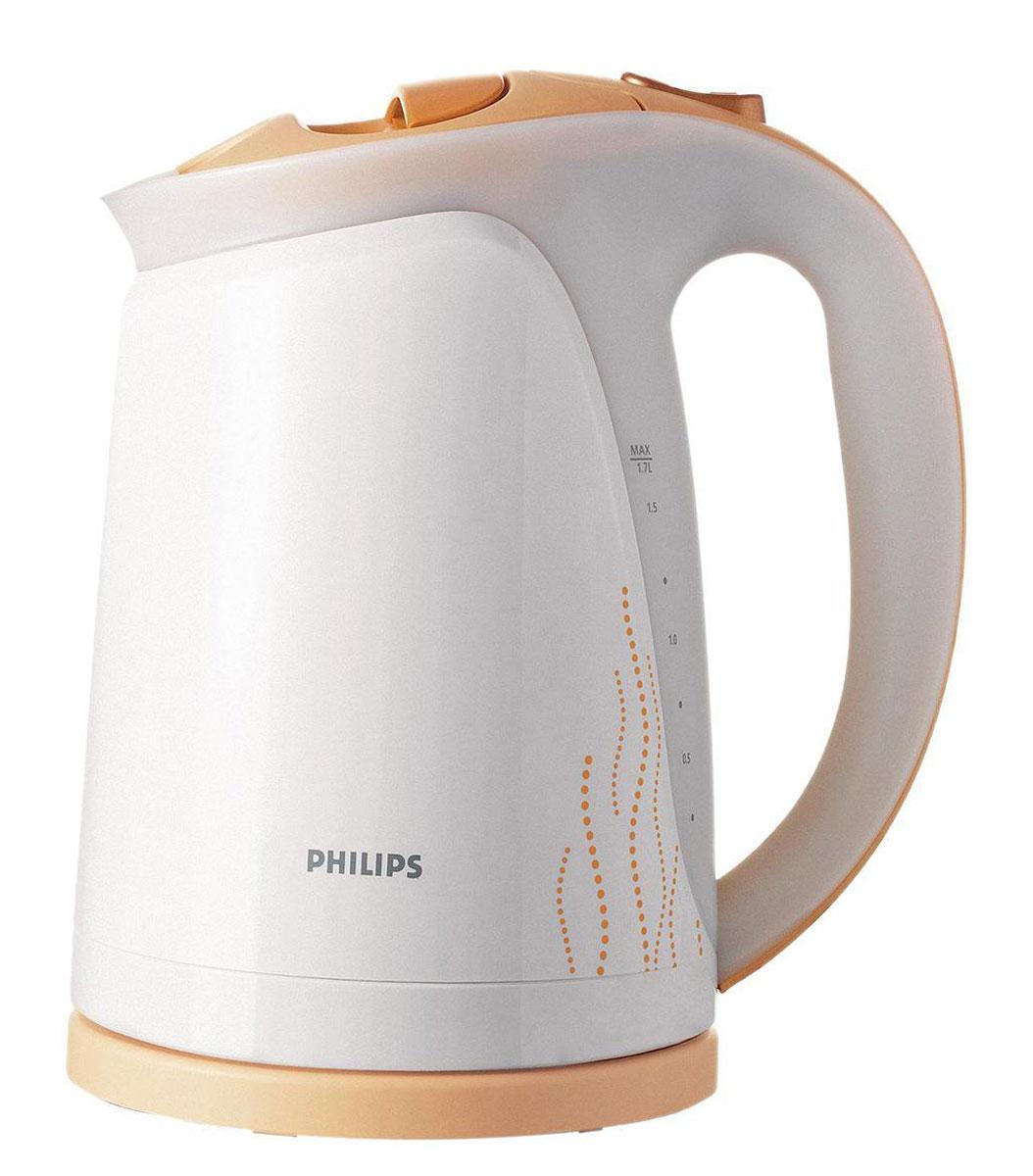 Philips HD4681/55 электрочайникHD4681/55Не правда ли, здорово за считаные секунды вскипятить воду и без лишних усилий очистить чайник Philips? Плоский и удобный в очистке нагревательный элемент позволяет быстро вскипятить воду. Благодаря моющемуся фильтру от накипи вода становится чистой, а напитки - без частиц известкового осадка. Катушка для удобного хранения шнура Шнур оборачивается вокруг основания, что позволяет легко разместить чайник на кухне. Беспроводная подставка с поворотом на 360° для удобства использования. Плоский нагревательный элемент для быстрого кипячения воды и легкой чистки Встроенный нагревательный элемент из нержавеющей стали обеспечивает быстрое кипячение и простую чистку. Широко открывающаяся откидная крышка для удобства наполнения и чистки чайника исключает контакт с паром. При включенном чайнике загорается подсветка Подсветка вокруг регулятора температуры четко показывает, что чайник включен. Комплексная...