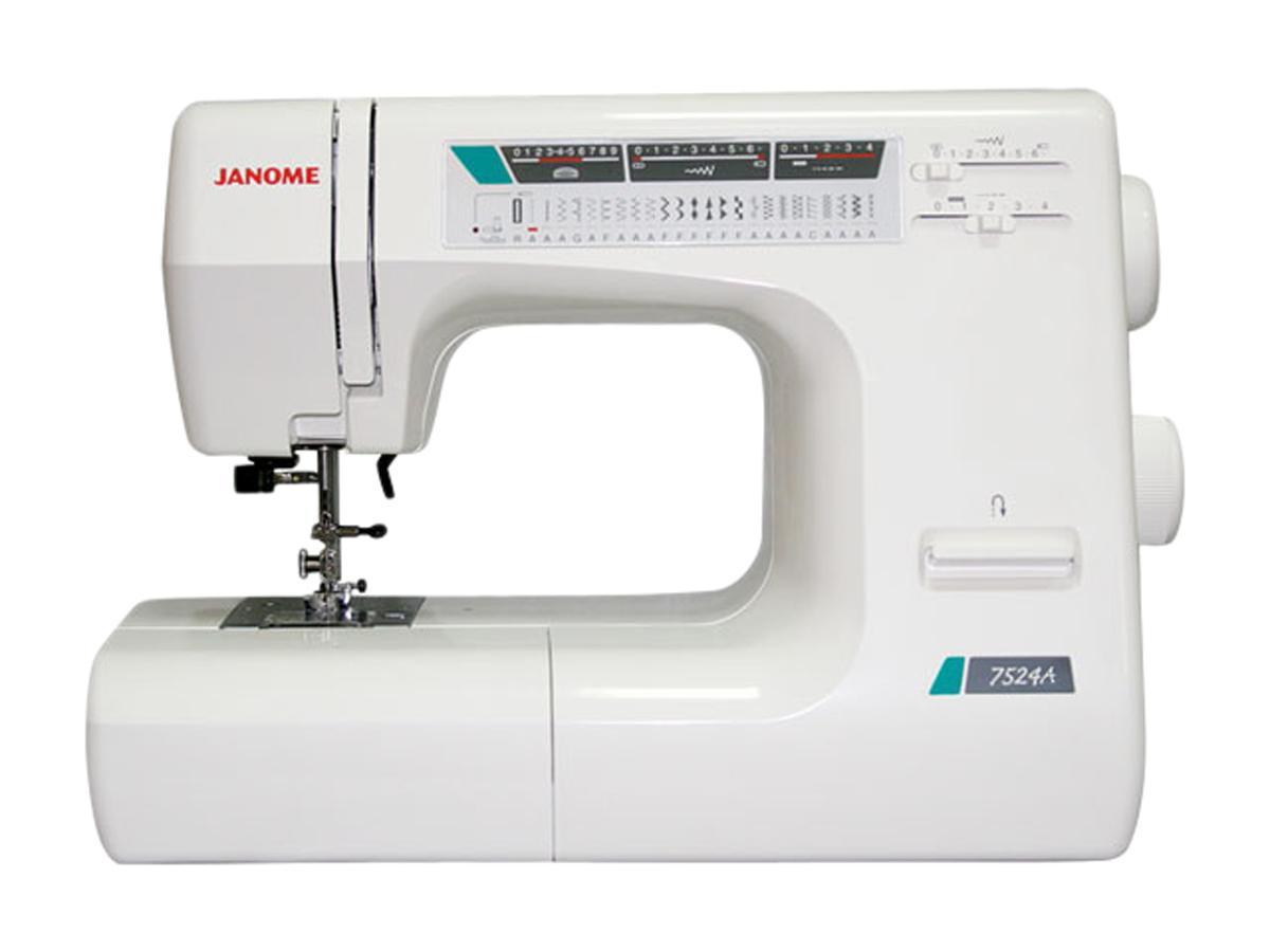 Janome 7524 A швейная машина