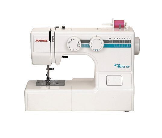Janome 100MS швейная машина100MS White