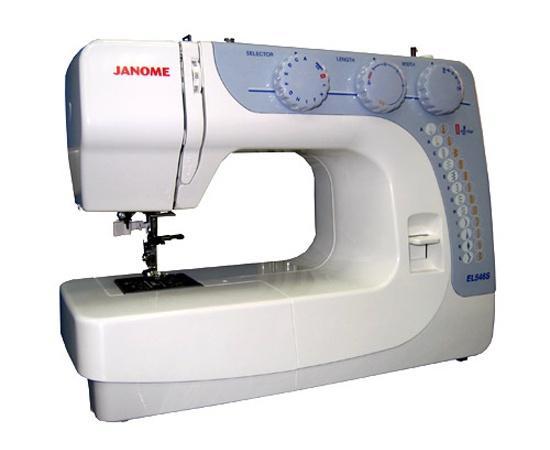 Janome EL546S швейная машинка546S