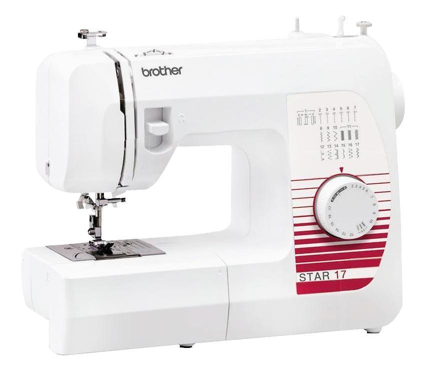 Brother STAR-17, White швейная машина784749