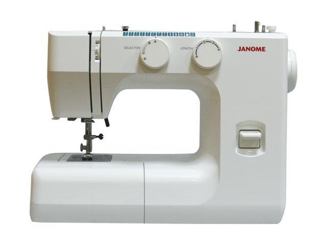 Janome SK-13, White швейная машинаSK13Простая в использовании швейная машина, идеально подходит для начинающих. Хорошо работает с разными видами тканей.