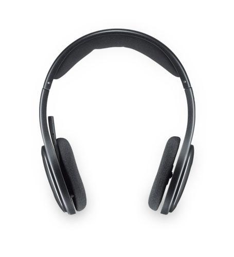 Logitech Wireless Headset H800 (981-000338)981-000338