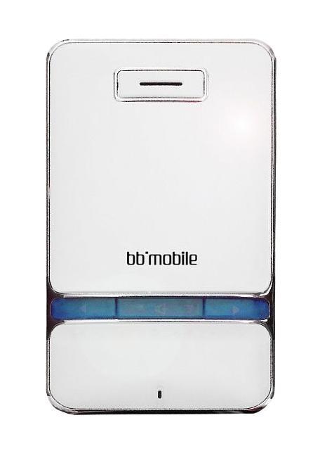 Zakazat.ru: BB-mobile MicrON-3. White Blue беспроводная гарнитура минифон
