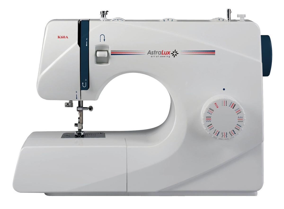 Astralux K60A швейная машинка