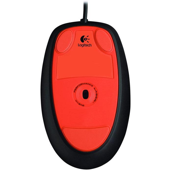 Logitech M150, Grape Flash Jaffa (910-003753)компьютерная мышь
