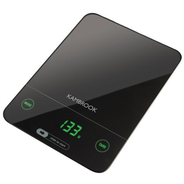 Kambrook ASC401, Black весы кухонныеASC401 black