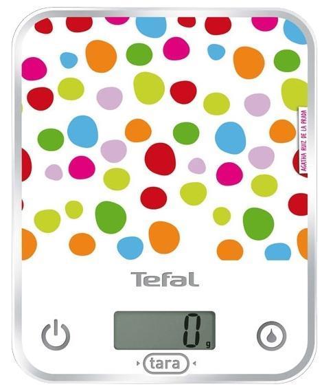 Tefal BC5008 Кухонные весыBC5008Кухонные весы Tefal BC5008 с максимальной нагрузкой до 5 кг - это отличный, незаменимый помощник на вашей кухне. Они помогут рассчитать порции если вы на диете или дадут возможность правильно приготовить пищу, следуя вашим любимым рецептам. Купив весы Tefal BC5008 вы не пожалеете о своей покупке