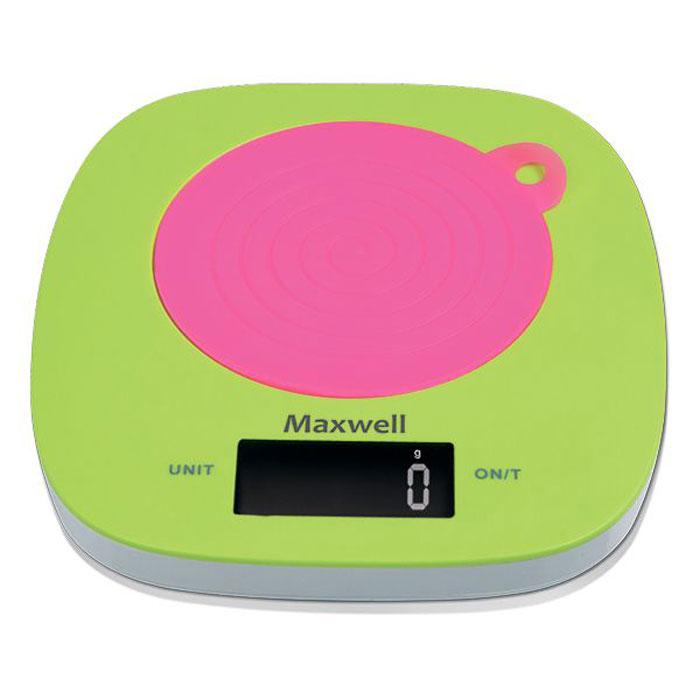 Maxwell MW-1465(G) весы кухонные