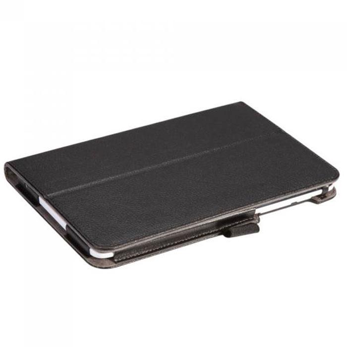 IT Baggage чехол для Lenovo Idea Tab 8 A8-50 (A5500), BlackITLNA5502-1Чехол IT Baggage для планшета Lenovo Idea Tab 8 A8-50 (A5500) - это стильный и лаконичный аксессуар, позволяющий сохранить планшет в идеальном состоянии. Надежно удерживая технику, обложка защищает корпус и дисплей от появления царапин, налипания пыли. Имеет свободный доступ ко всем разъемам устройства.