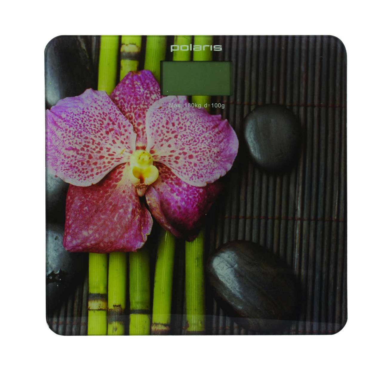 Polaris PWS 1832DG Орхидея весы напольныеPolaris PWS 1832DG орхидея