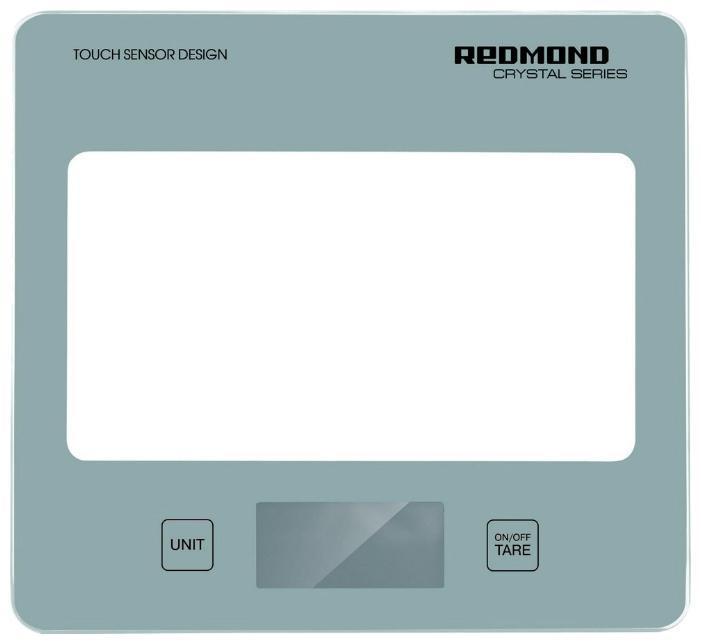 Redmond RS-724, Silver весы кухонные