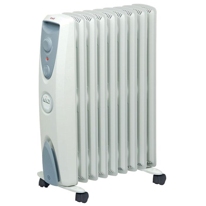 EWT NOC eco 20 LCD безмасляный обогревательNOC eco 20 LCDЭкологичный радиатор EWT NOC eco 20 LCD не содержит масла, что делает его значительно легче, мобильнее и проще в эксплуатации, чем масляные радиаторы. Кроме этого, эко-радиатор экологически чистый и безопасный для окружающей среды, т.к. при их утилизации не происходит утечка масла. Эко-радиатор обеспечивают быстрый прогрев помещения, который при необходимости можно регулировать благодаря встроенному термостату и различным ступеням переключения мощности. Индикаторы включения 2 ступени переключения: 1400/2000 Вт Бесступенчатый термостат Защита от перегрева Намотка кабеля