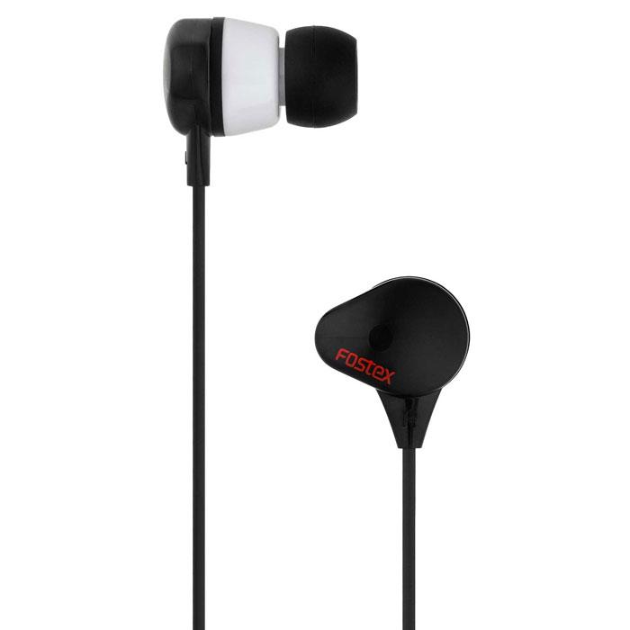 Fostex TE-02n наушники15117554Fostex TE-02n - внутриканальные наушники по демократичной цене. Это идеальный выбор для повседневного использования с MP3-плеерами, смартфонами и другой портативной техникой. Модель порадует Вас качественным звучанием от Fostex - японской компании, прославившейся своим профессиональным аудиооборудованием. Наушники имеют привлекательный дизайн и обладают хорошей эргономикой. Комплект амбушюр четырех размеров позволит подобрать максимально комфортный для вас вариант, а чехол обеспечит удобство транспортировки.