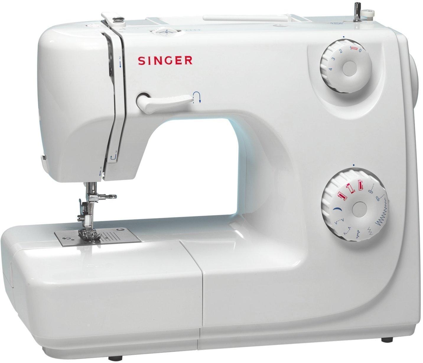 Singer 8280 швейная машина8280компактная швейная машина Singer 8280 умеет делать все основные швейные операции и отлично подойдет для обучения шитью, ремонта одежды, шитья несложных вещей и других подобных работ.