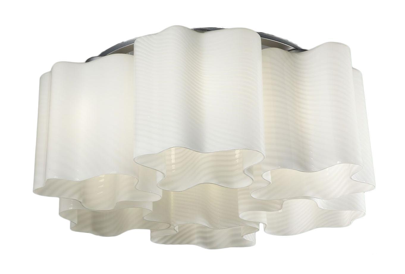 Потолочный светильник ST-LUCE SL117.503.06SL117.503.06Потолочный светильник ST-LUCE SL117.503.06 — синоним непревзойденной роскоши. Данная модель является отличным примером сочетания изысканности и шикарности.