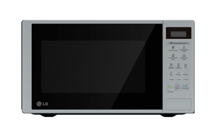 LG MS-2342DS СВЧ-печь