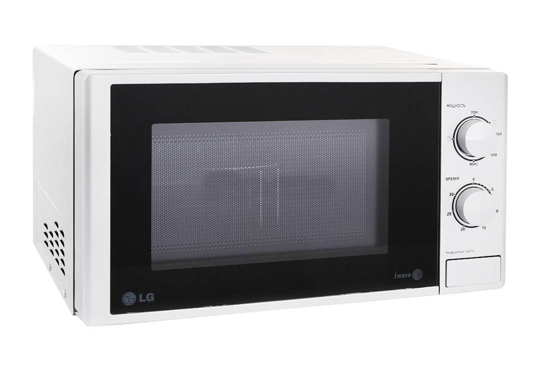 LG MH6022DS, Silver СВЧ-печь