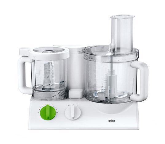 Braun FX3030, White кухонный комбайн