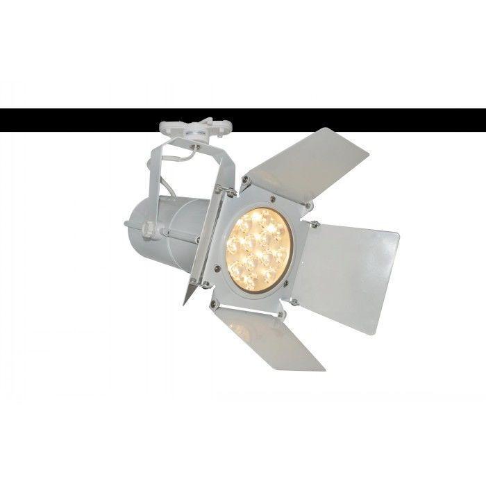 A6312PL-1WH TRACK LIGHTS Светильник для трек-шиныA6312PL-1WHСветильник отличается оригинальным и стильным дизайном, который внесет особую атмосферу в ваш дом. Элегантная форма светильника подойдет для любого интерьера.
