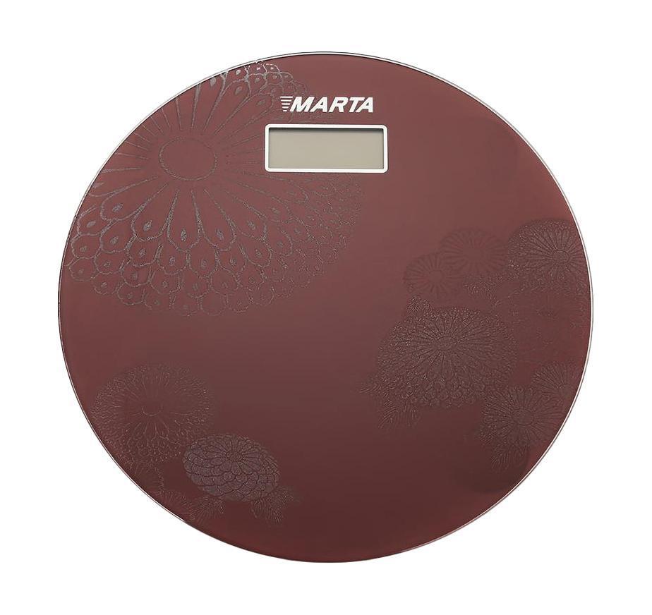 Marta MT-1662, Lilac напольные весыMT-1662 Lilac