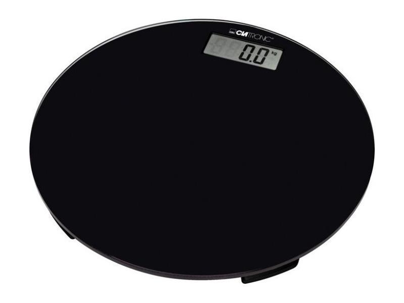 Clatronic PW 3369, Black Glas напольные весы