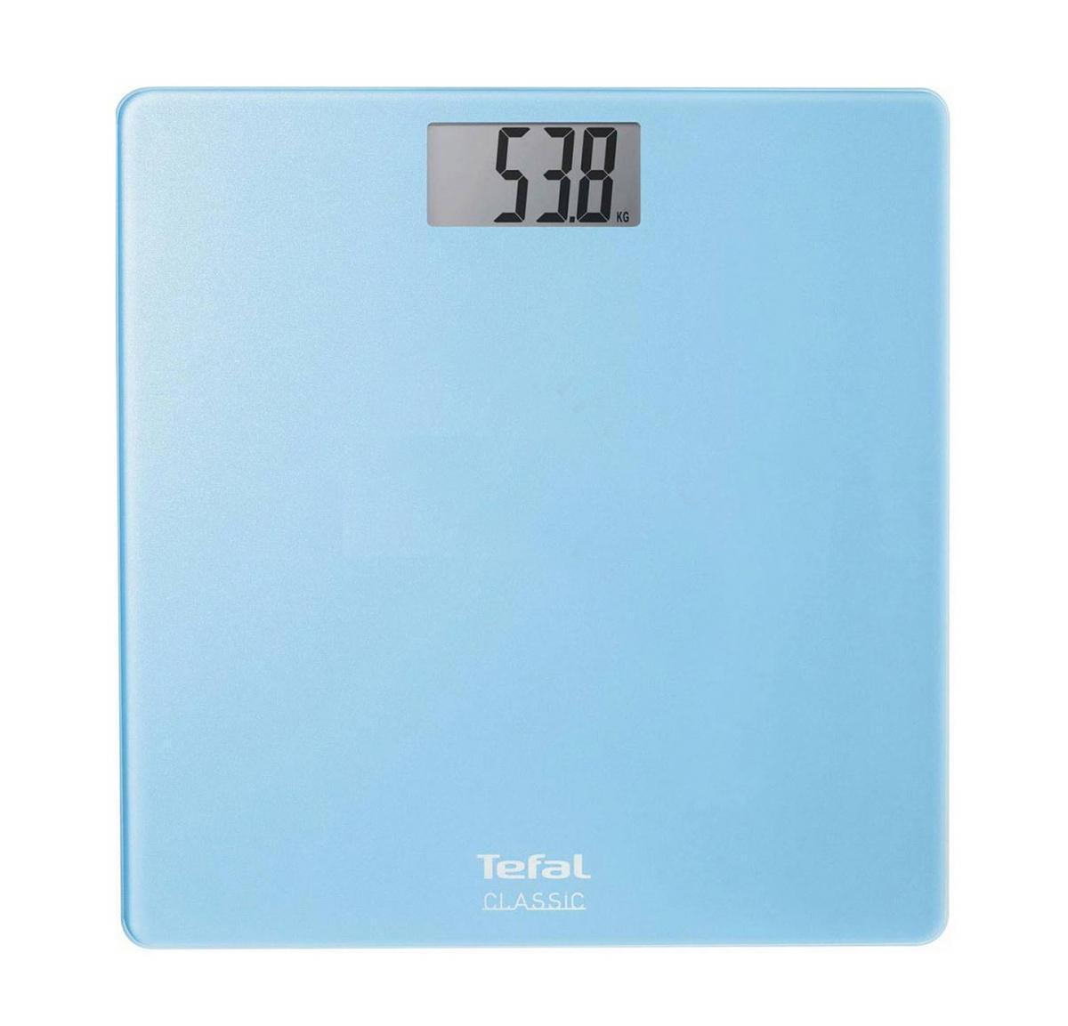 Tefal PP1101 Весы Classic голубые