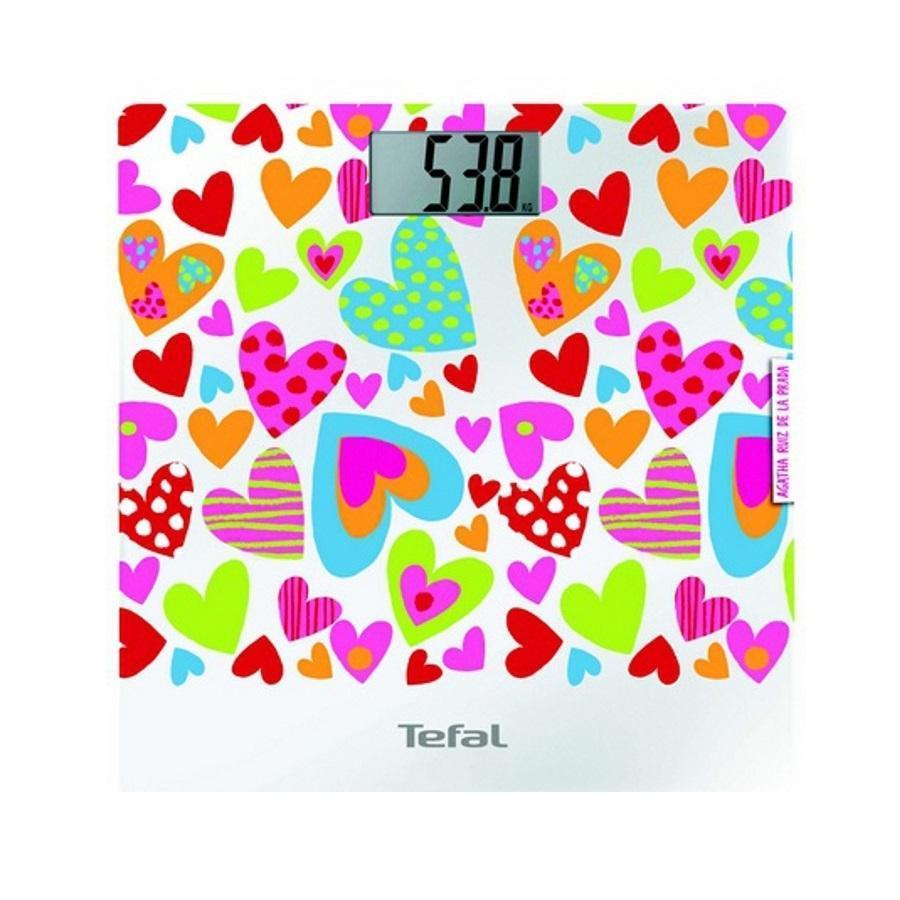 Tefal PP1121 Classic Fashion Love напольные весыPP1121Напольные электронные весы Tefal PP1121 Classic Fashion Love с ЖК-дисплеем и стеклянной платформой. Удобны для ежедневного контроля веса. Оснащены функцией автоматического включения/выключения. Обладают высокой точностью измерения веса. Имеют ультра-тонкую платформу из закаленного стекла.