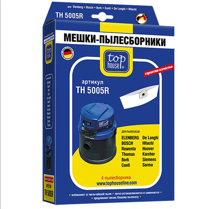 Top House TH 5005 R мешки-пылесборники (4 шт.)