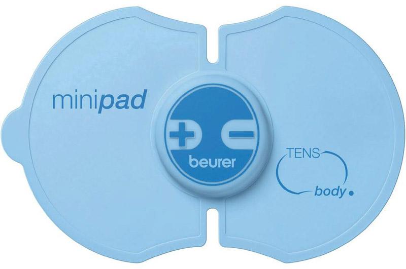 Миостимулятор Beurer EM10 Body1092050Для электростимуляции различных видов болей рекомендуем использовать миостимулятор Beurer EM10 Body. Инновационный миостимулятор EM 10 представляет собой самоклеящийся прибор, использующий технологию Tens для снятия боли, с помощью которой он может избавлять от боли точно в месте ее возникновения. Миостимулятор состоит из силиконового каучука медицинского качества, он крайне тонкий и гибкий, что позволяет ему идеально приспосабливаться к нужным частям тела. Длительность лечебной процедуры длится 20 минут, затем прибор автоматически отключается. Простота применения Самоклеющаяся гелиевая пленка в комплекте Автоматическое отключение спустя 20 минут работы Регулировка интенсивности работы Комфортное, мягкое, эластичное приспособление Высокая точность обнаружения очага болей