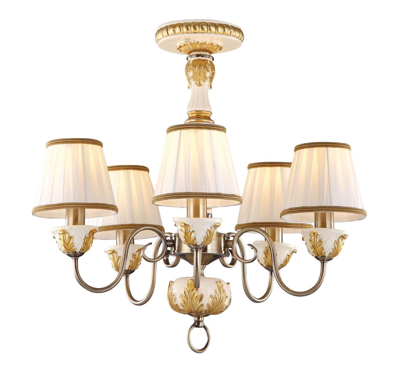 Arte Lamp A9570PL-5WG BENESSERE ���������� ������