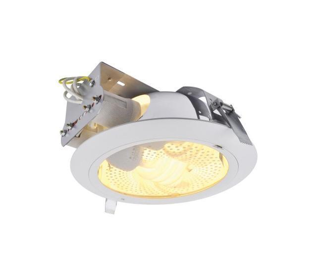 A8060PL-2WH DOWNLIGHTS Встраиваемый светильникA8060PL-2WH2xE27x60W