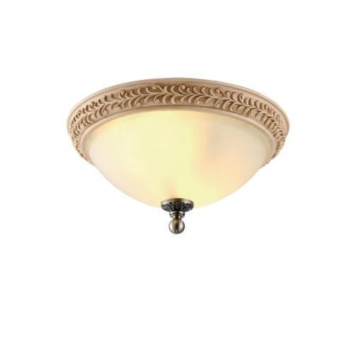 A9070PL-2AB IVORY Потолочный светильникA9070PL-2ABСветильник отличается оригинальным и стильным дизайном, который внесет особую атмосферу в ваш дом. Элегантная форма светильника подойдет для любого интерьера.