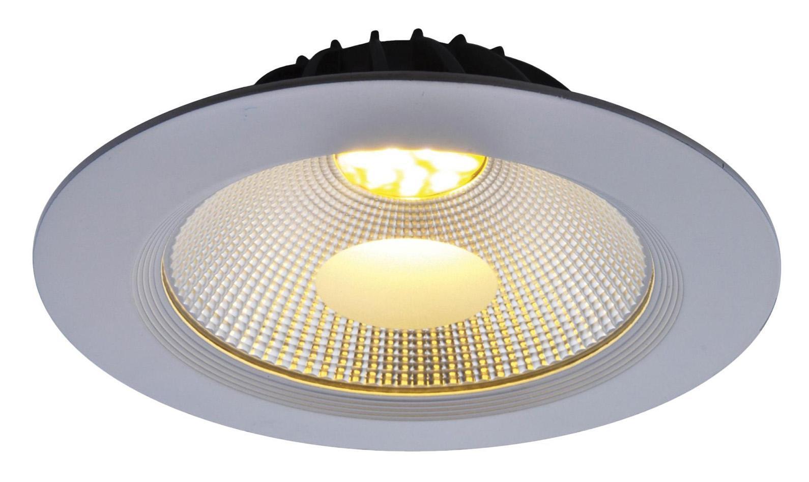 A2415PL-1WH UOVO Встраиваемый светильникA2415PL-1WH15W LED; 1200 lm