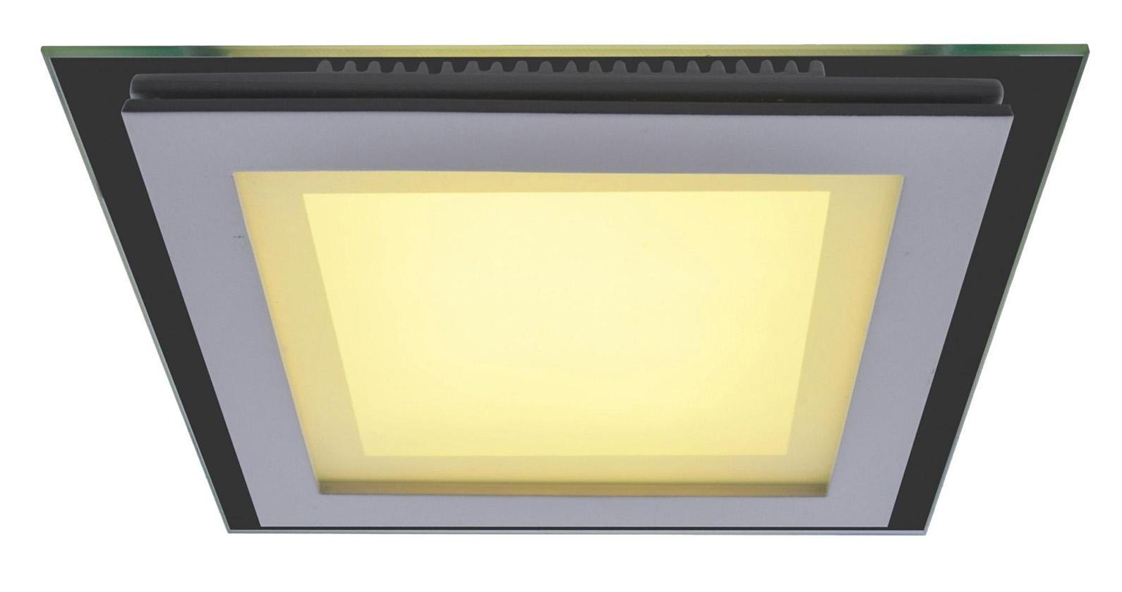 A4012PL-1WH RAGGIO Встраиваемый светильникA4012PL-1WH12W LED; 960 lm